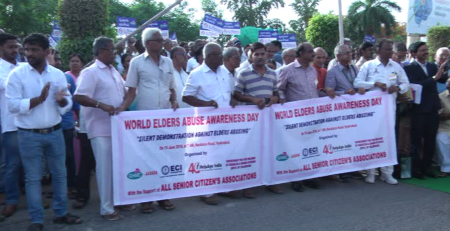 elders abuse awerness day